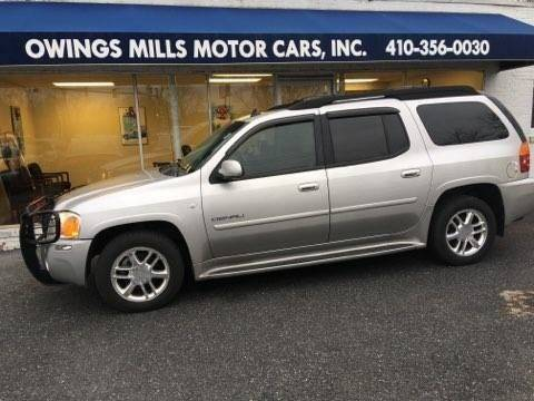 2006 GMC Envoy XL for sale in Owings Mills, MD