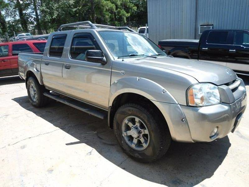 2004 nissan frontier 4dr crew cab xe v6 rwd sb in hattiesburg ms touchstone motor sales inc. Black Bedroom Furniture Sets. Home Design Ideas