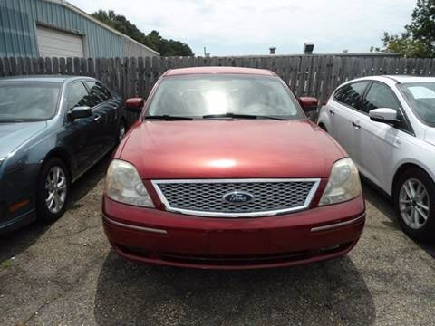 2007 Ford Five Hundred for sale in Hattiesburg, MS