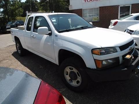 2010 Chevrolet Colorado for sale in Hattiesburg, MS