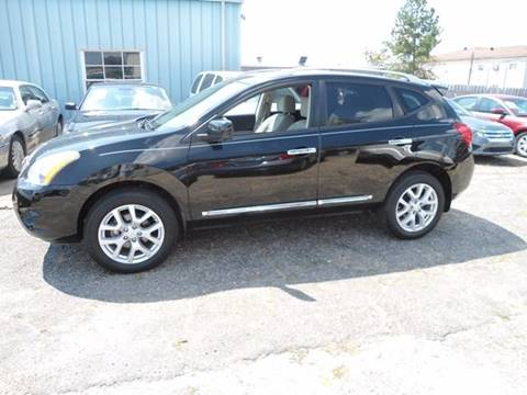 2013 Nissan Rogue for sale in Hattiesburg, MS