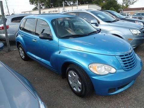 2009 Chrysler PT Cruiser for sale in Hattiesburg, MS