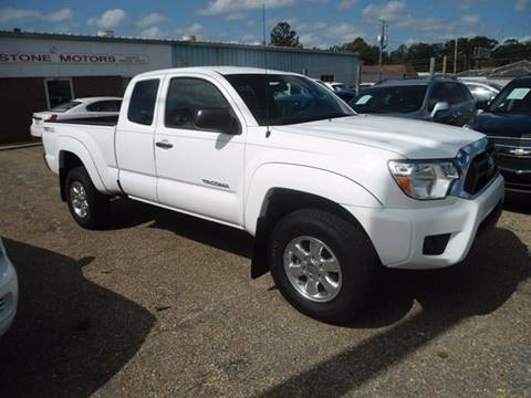 2013 Toyota Tacoma for sale in Hattiesburg, MS