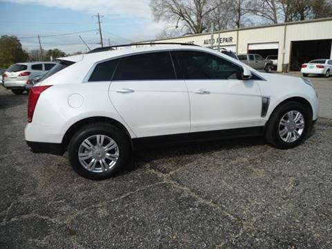 2015 Cadillac SRX for sale in Hattiesburg, MS