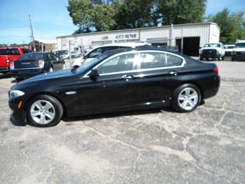 2013 BMW 5 Series for sale in Hattiesburg, MS