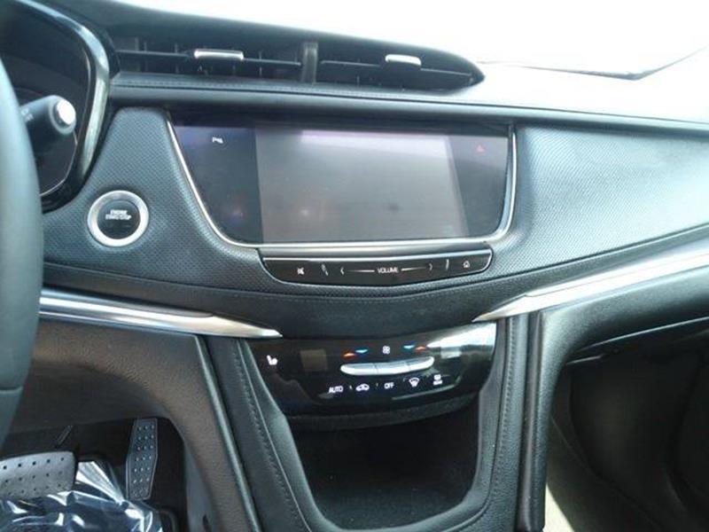 Cadillac XT5 Luxury 4dr SUV 2017