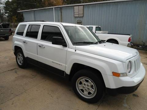 2014 Jeep Patriot for sale in Hattiesburg, MS
