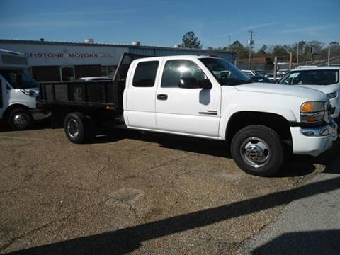 2004 GMC Sierra 3500 for sale in Hattiesburg, MS