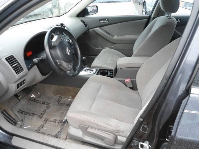 2012 Nissan Altima 2 5 4dr Sedan In Hattiesburg MS - Touchstone