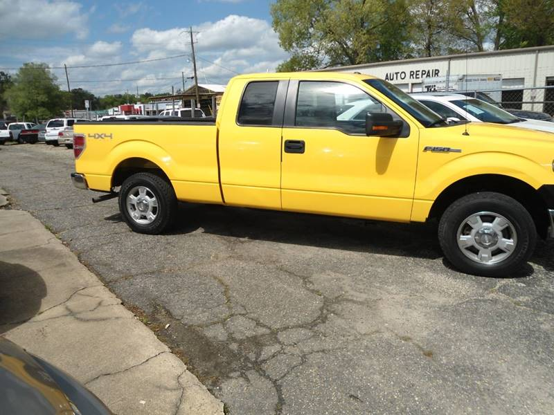 ford 2010 f150 4x4