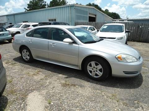 2011 Chevrolet Impala For Sale In Hattiesburg Ms