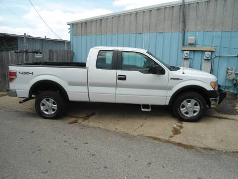 2012 Ford F-150 XL for sale at Touchstone Motor Sales INC in Hattiesburg MS