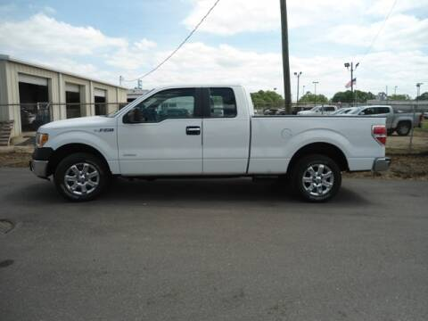 2013 Ford F-150 XL for sale at Touchstone Motor Sales INC in Hattiesburg MS