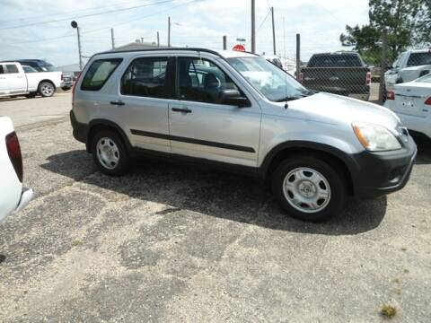 2006 Honda CR-V LX for sale at Touchstone Motor Sales INC in Hattiesburg MS