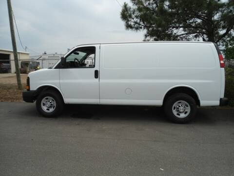 2015 Chevrolet Express Cargo 2500 for sale at Touchstone Motor Sales INC in Hattiesburg MS