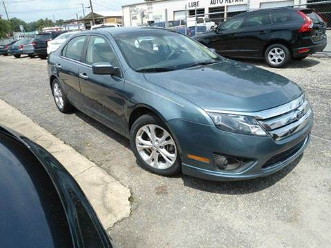 used ford fusion for sale in hattiesburg ms. Black Bedroom Furniture Sets. Home Design Ideas