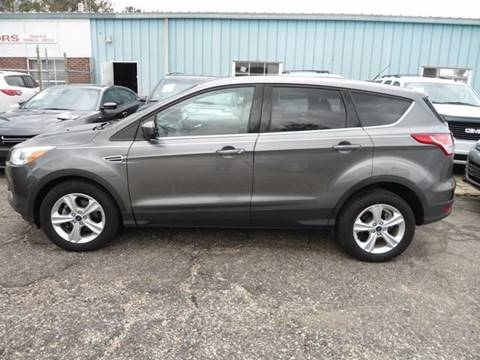 Used 2014 Ford Escape For Sale In Hattiesburg Ms