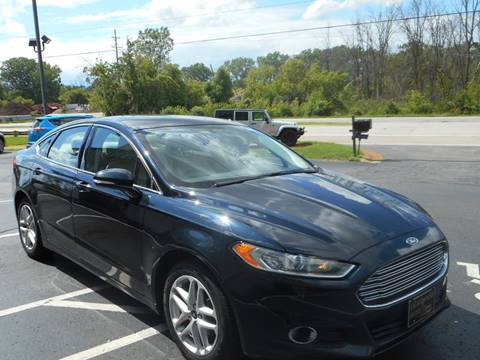 2014 Ford Fusion for sale in Holland, MI