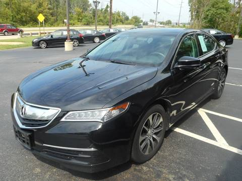 2015 Acura TLX for sale in Holland, MI