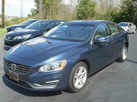 2015 Volvo S60 for sale in Holland, MI
