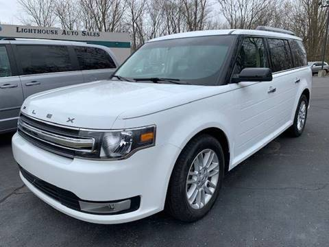 2016 Ford Flex for sale at Lighthouse Auto Sales in Holland MI