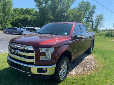 2015 Ford F-150 for sale at Lighthouse Auto Sales in Holland MI