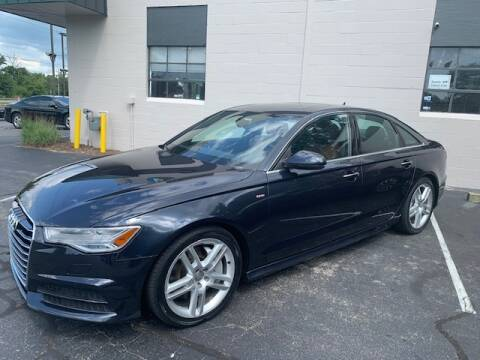 2017 Audi A6 for sale at Lighthouse Auto Sales in Holland MI