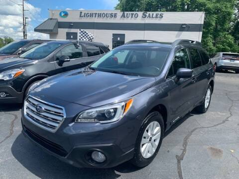 2017 Subaru Outback for sale at Lighthouse Auto Sales in Holland MI