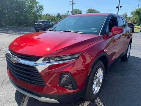 2020 Chevrolet Blazer for sale at Lighthouse Auto Sales in Holland MI