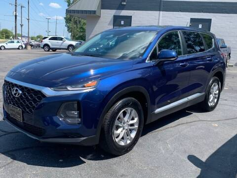 2020 Hyundai Santa Fe for sale at Lighthouse Auto Sales in Holland MI