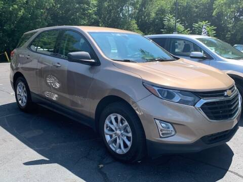 2018 Chevrolet Equinox for sale at Lighthouse Auto Sales in Holland MI
