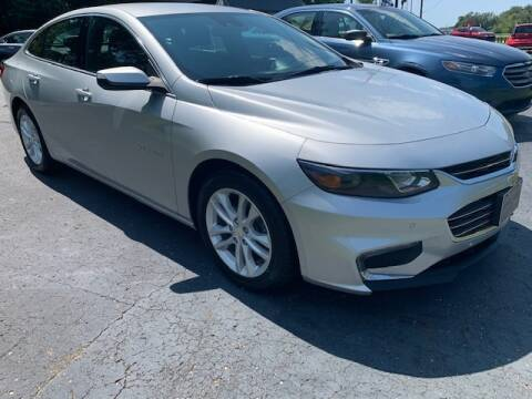 2016 Chevrolet Malibu for sale at Lighthouse Auto Sales in Holland MI