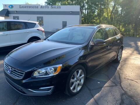 2017 Volvo V60 for sale at Lighthouse Auto Sales in Holland MI