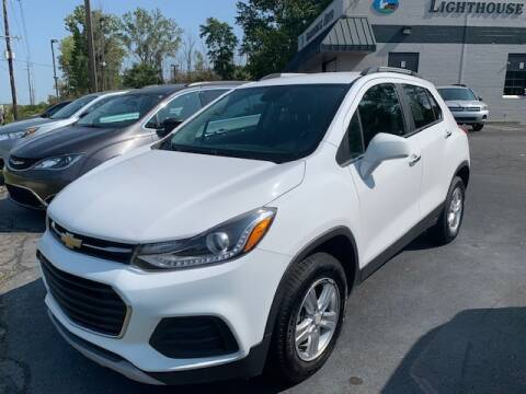 2017 Chevrolet Trax for sale at Lighthouse Auto Sales in Holland MI