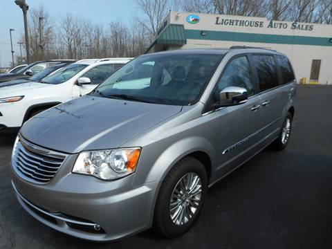 2015 Chrysler Town and Country for sale in Holland, MI