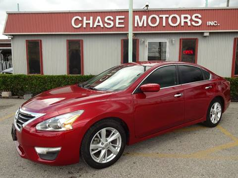 2013 Nissan Altima for sale in Stafford, TX