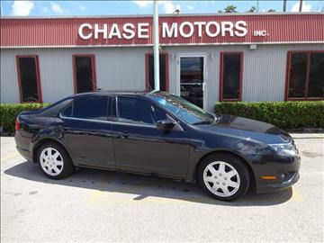2010 Ford Fusion for sale in Stafford, TX