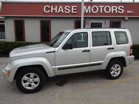 2012 Jeep Liberty for sale in Stafford, TX