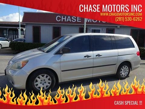 2008 Honda Odyssey for sale in Stafford, TX