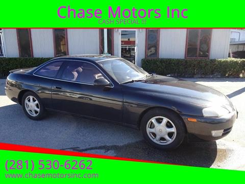 1995 Lexus SC 300 for sale in Stafford, TX