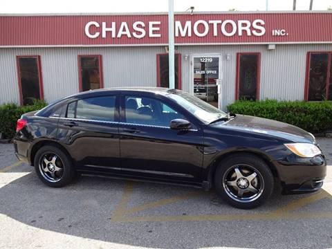 2012 Chrysler 200 for sale in Stafford, TX