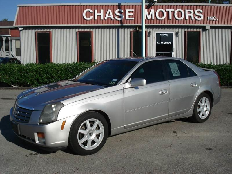 2005 Cadillac CTS In Stafford TX - Chase Motors Inc