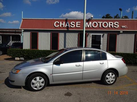 2005 Saturn Ion for sale in Stafford, TX