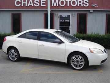 2009 Pontiac G6 for sale in Stafford, TX