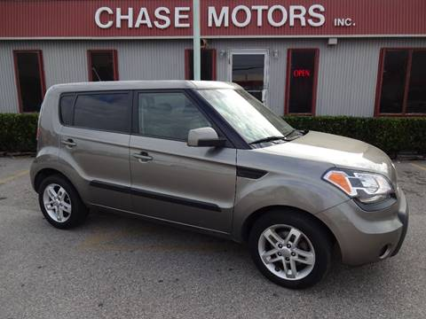2011 Kia Soul for sale in Stafford, TX