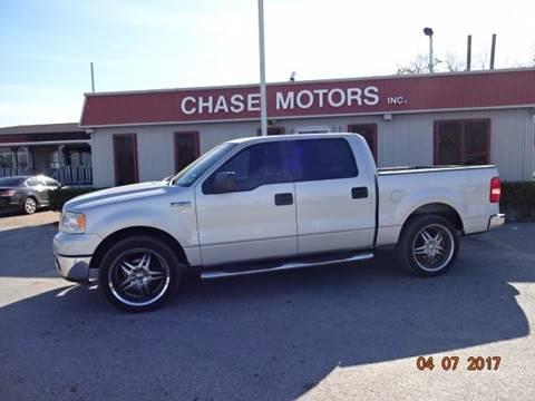 2007 Ford F-150 for sale in Stafford, TX