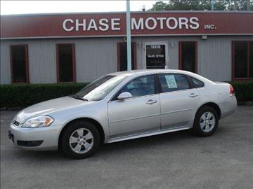 2011 Chevrolet Impala for sale in Stafford, TX