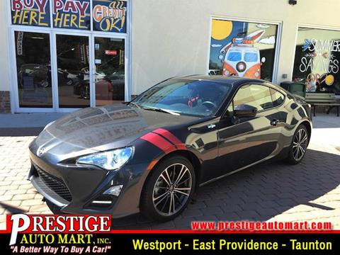 2015 Scion FR-S for sale in Westport, MA