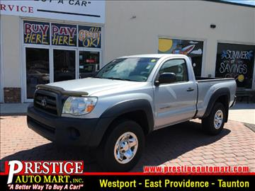2007 Toyota Tacoma for sale in Westport, MA
