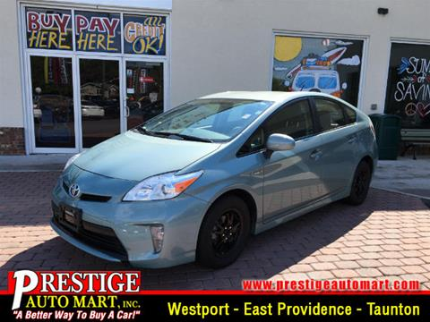 2015 Toyota Prius for sale in Westport, MA